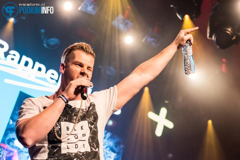 Rapper Sjors op Xite Awards - 23/11 - Melkweg foto