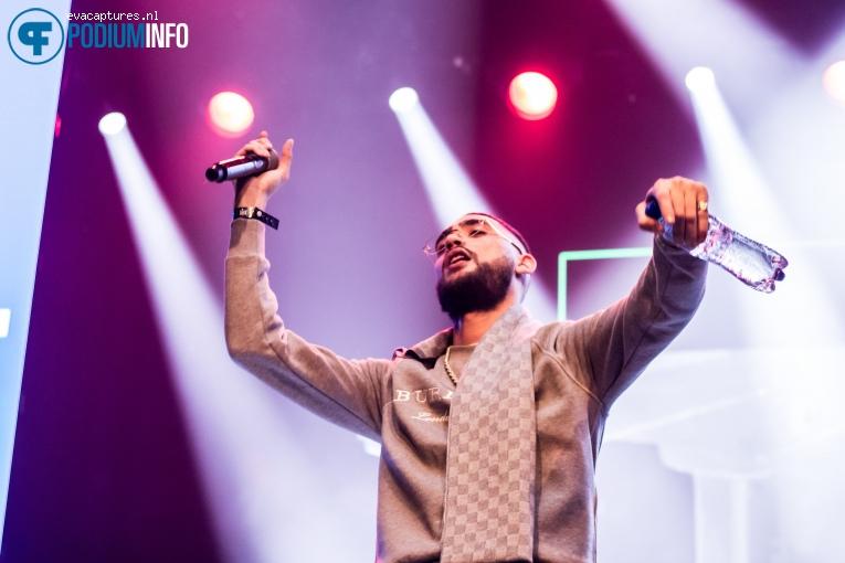 Josylvio op Xite Awards - 23/11 - Melkweg foto