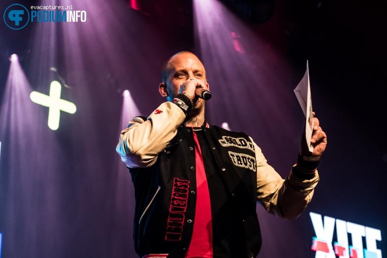 JeBroer op Xite Awards - 23/11 - Melkweg foto