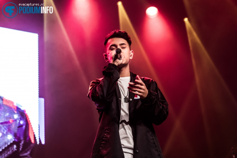Foto Vinchenzo op Xite Awards - 23/11 - Melkweg