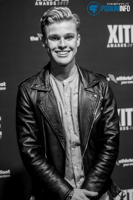 Kaj van der Voort op Xite Awards - 23/11 - Melkweg foto