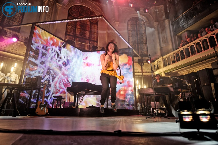 Foto Wende Snijders op Wende - 25/11 - Paradiso