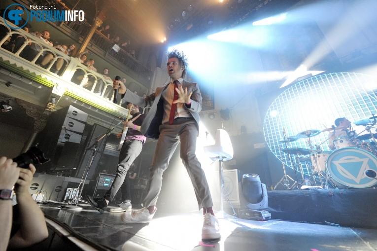 Foto Enter Shikari op Enter Shikari - 29/11 - Paradiso