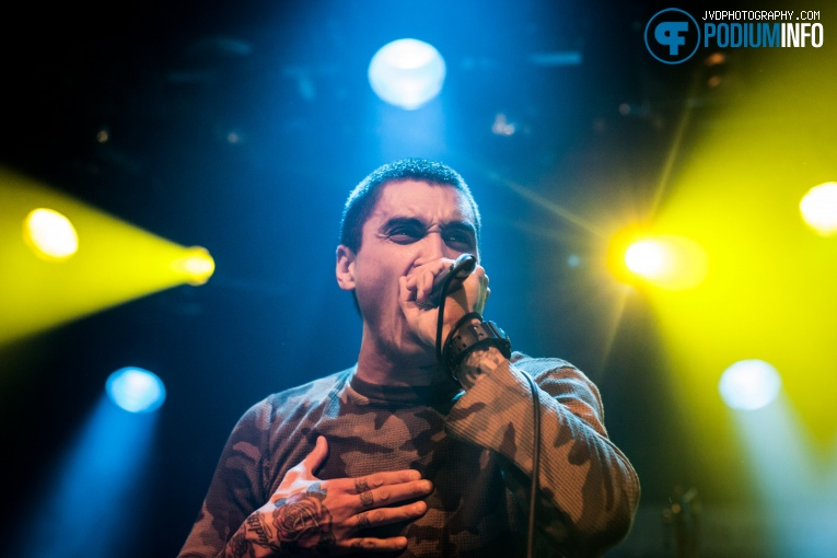 Foto First Blood op Stick to your Guns - 2/12 - Melkweg