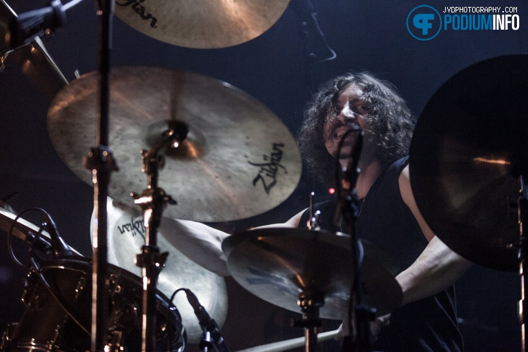 Aluk Todolo op Wolves In The Throne Room - 29/11 - 013 foto