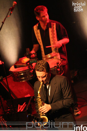 Foto New Cool Collective op New Cool Collective - 11/1 - Mezz
