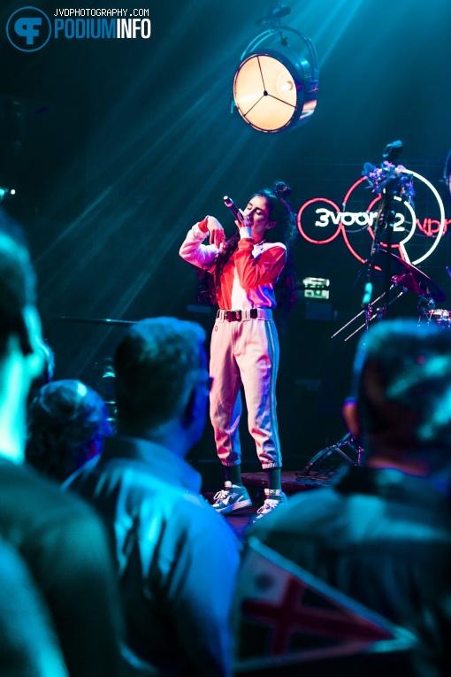 Naaz op 3voor 12 Song Van Het Jaar -  8/12 - TivoliVredenburg foto