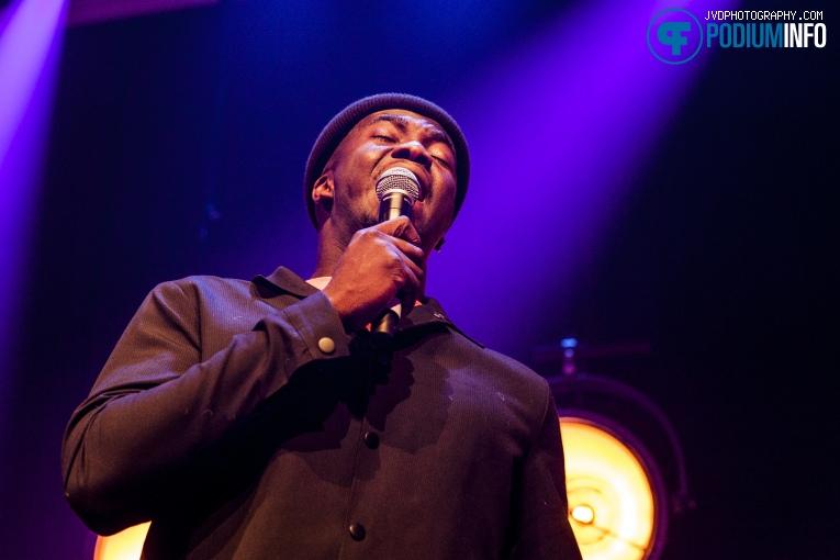 Jacob Banks op 3voor 12 Song Van Het Jaar -  8/12 - TivoliVredenburg foto
