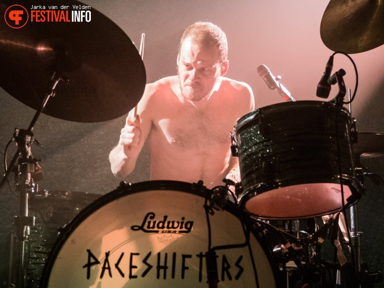 Foto Paceshifters op Come As You Are 2017
