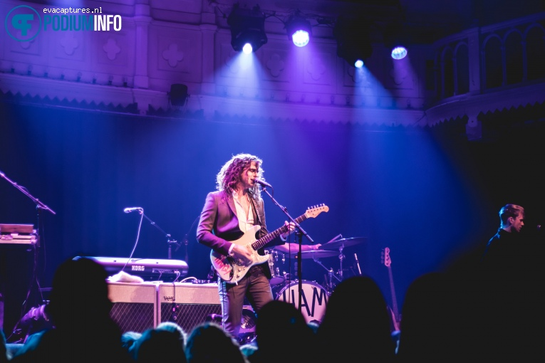 Foto Lucas Hamming op Lucas Hamming - 13/12 - Paradiso