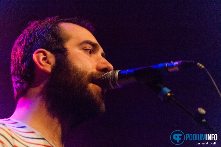 Foto Dan Hair op Navarone - 14/12 - Luxor Live