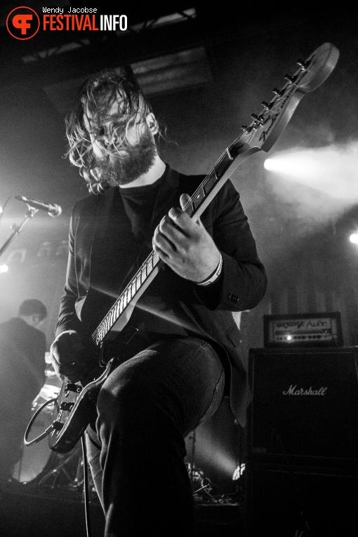 Foto Auðn op Eindhoven Metal Meeting 2017