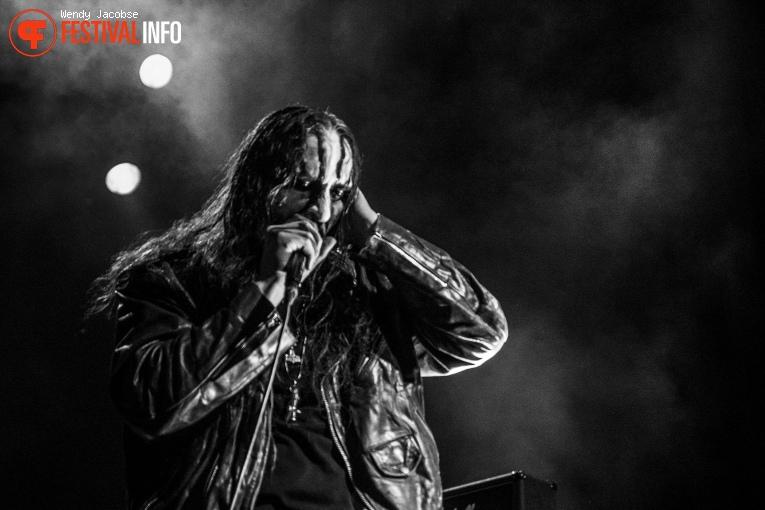 Foto Gaahls Wyrd op Eindhoven Metal Meeting 2017