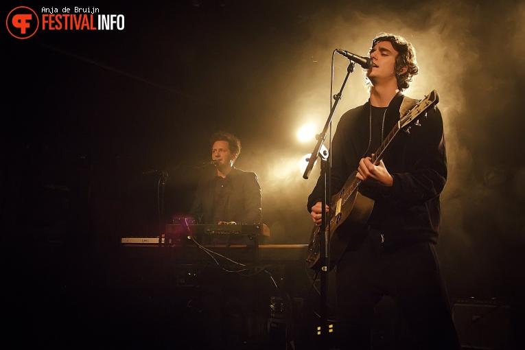 Foto Tamino op Festival Stille Nacht (Rotterdam) 2017