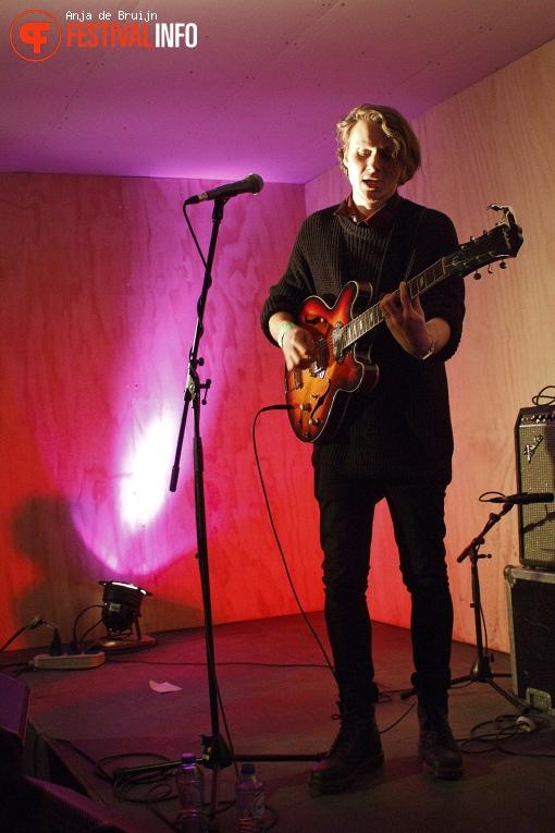 Foto Mike Wyatt op Festival Stille Nacht (Rotterdam) 2017