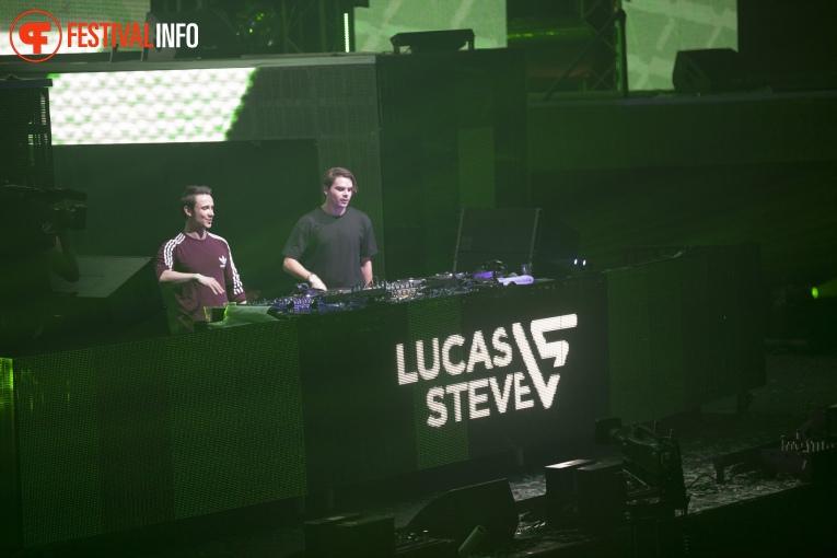 Lucas & Steve op 538JingleBall 2017 foto