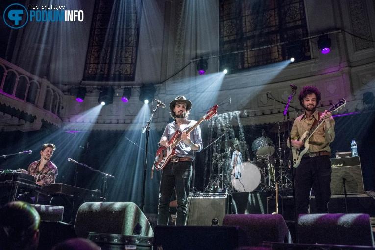 Foto The Dawn Brothers op De Dijk - 16/12 - Paradiso