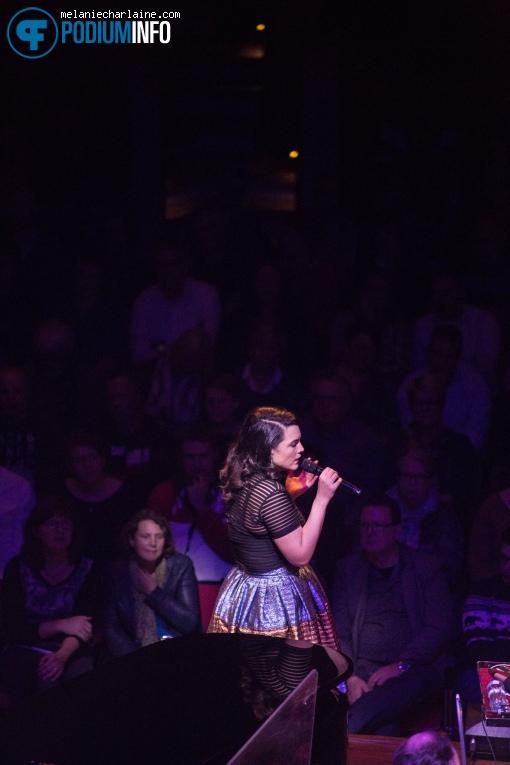Caro Emerald op Caro Emerald / Metropole Orkest - 18/12 - TivoliVredenburg foto