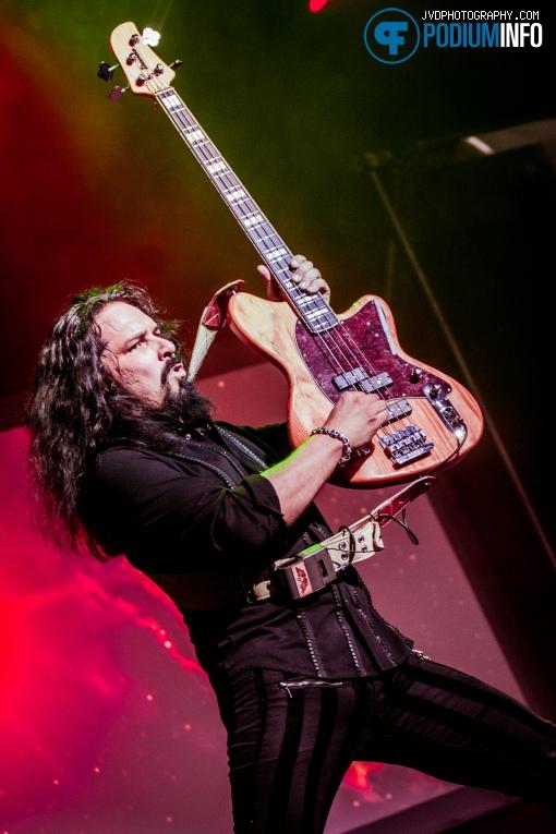 Dio (Ronnie James) op Dio Returns - 20/12 - 013 foto