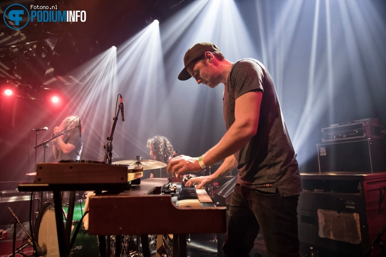 The Gwoof op Hammond Happening - 07/01 - Melkweg foto