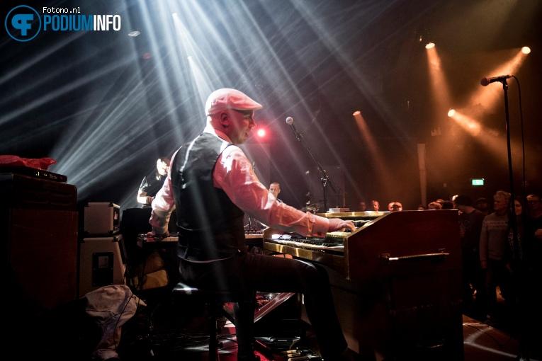 Bl3nder op Hammond Happening - 07/01 - Melkweg foto