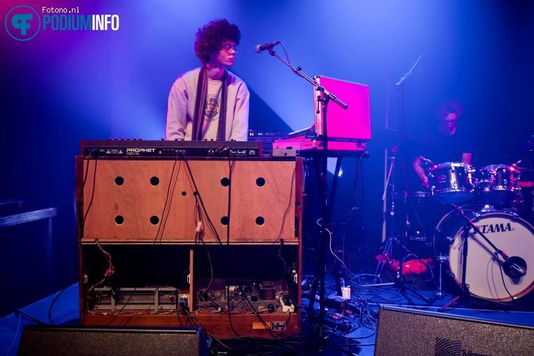 KAUW op Hammond Happening - 07/01 - Melkweg foto