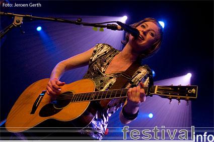 Stephanie Struijk op Noorderslag 2008 foto