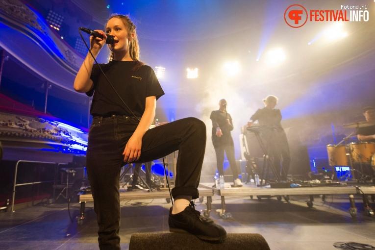 Foto Sigrid op Eurosonic Noorderslag 2018 - Woensdag