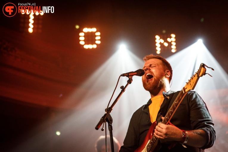 Tom Walker op Eurosonic Noorderslag 2018 - Woensdag foto