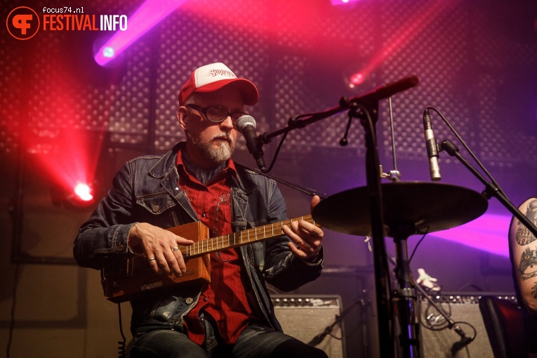 Pekko Kappi & K:H:H.L op Eurosonic Noorderslag 2018 - Woensdag foto