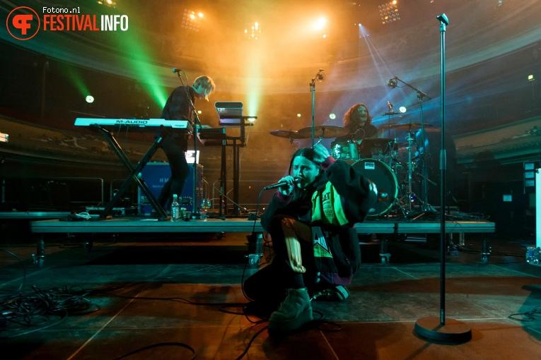 Foto Miriam Bryant op Eurosonic Noorderslag 2018 - Woensdag