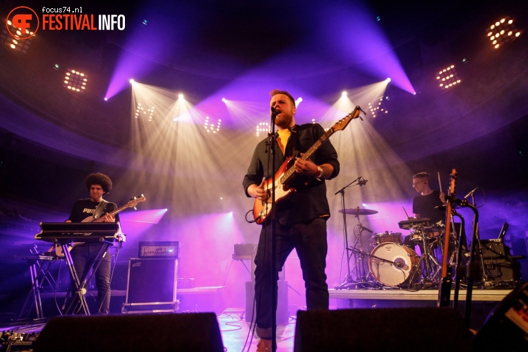 Foto Tom Walker op Eurosonic Noorderslag 2018 - Woensdag