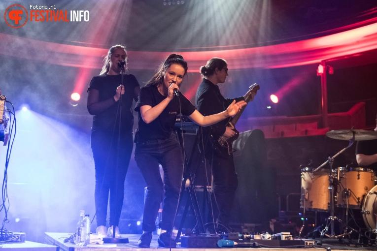 Sigrid op Eurosonic Noorderslag 2018 - Woensdag foto