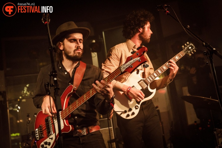 Foto The Dawn Brothers op Eurosonic Noorderslag 2018 - Woensdag
