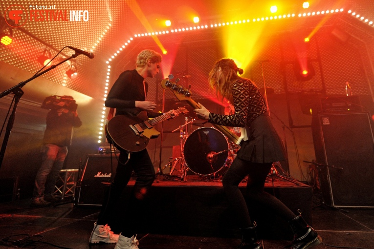 Foto Velvet Volume op Eurosonic Noorderslag 2018 - Woensdag