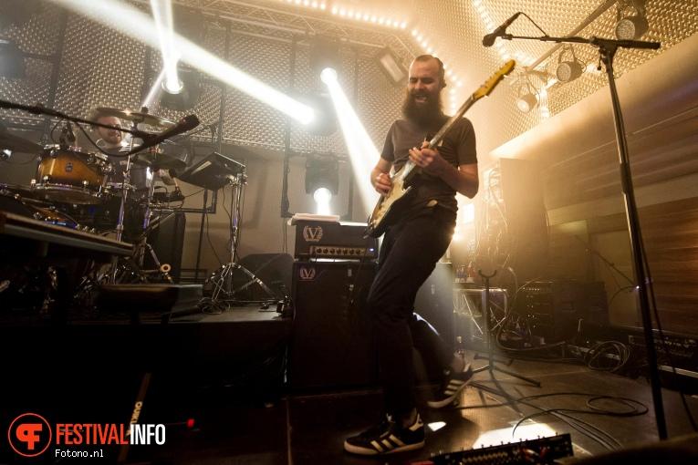 Arcane Roots op Eurosonic Noorderslag 2018 - Woensdag foto