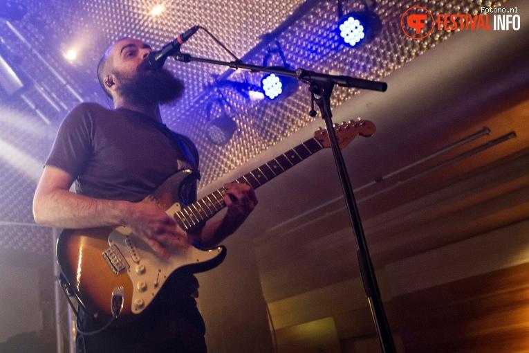 Foto Arcane Roots op Eurosonic Noorderslag 2018 - Woensdag
