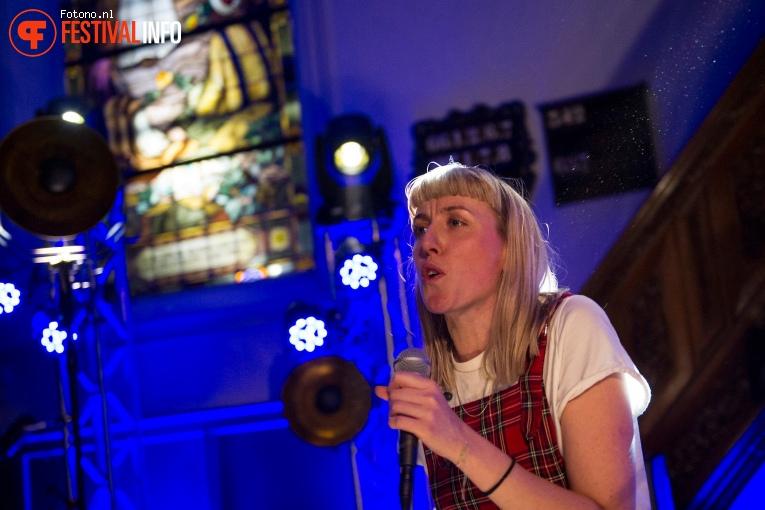 Ider op Eurosonic Noorderslag 2018 - Woensdag foto