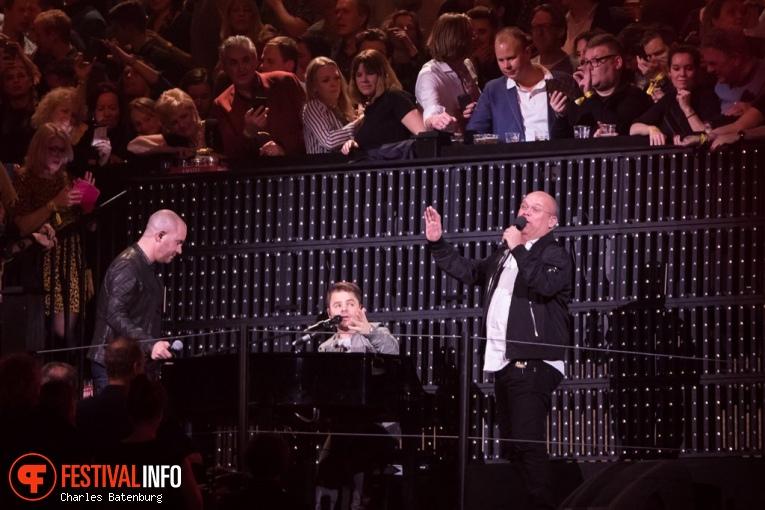Foto Paul de Leeuw op De Vrienden van Amstel Live 2018