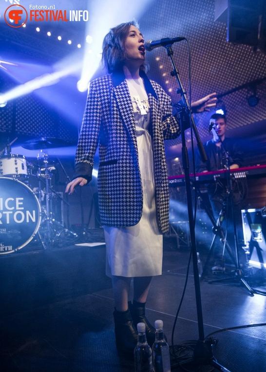 Alice Merton op Eurosonic Noorderslag 2018 - donderdag foto