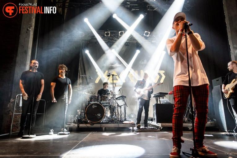 Isac Elliot op Eurosonic Noorderslag 2018 - donderdag foto