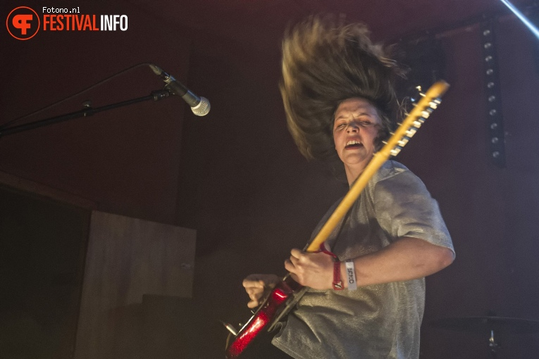 Bitch Falcon op Eurosonic Noorderslag 2018 - donderdag foto