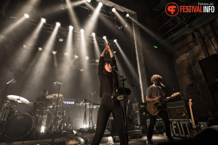 EUT op Eurosonic Noorderslag 2018 - donderdag foto