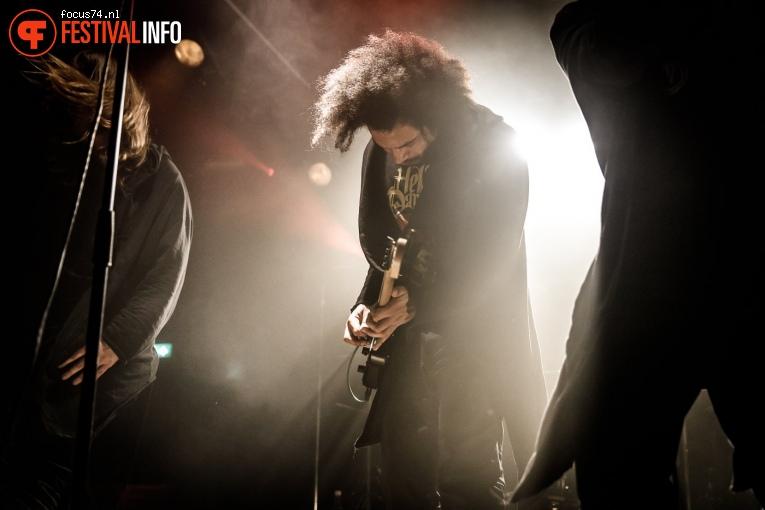 Zeal & Ardor op Eurosonic Noorderslag 2018 - donderdag foto