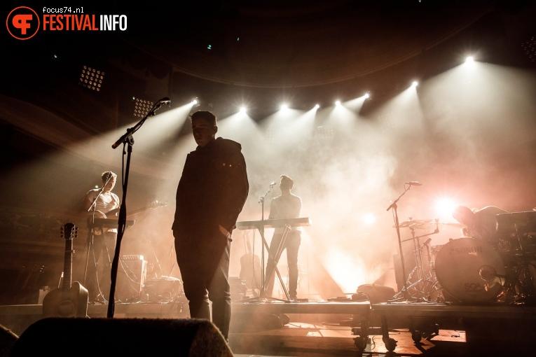 Dermot Kennedy op Eurosonic Noorderslag 2018 - donderdag foto