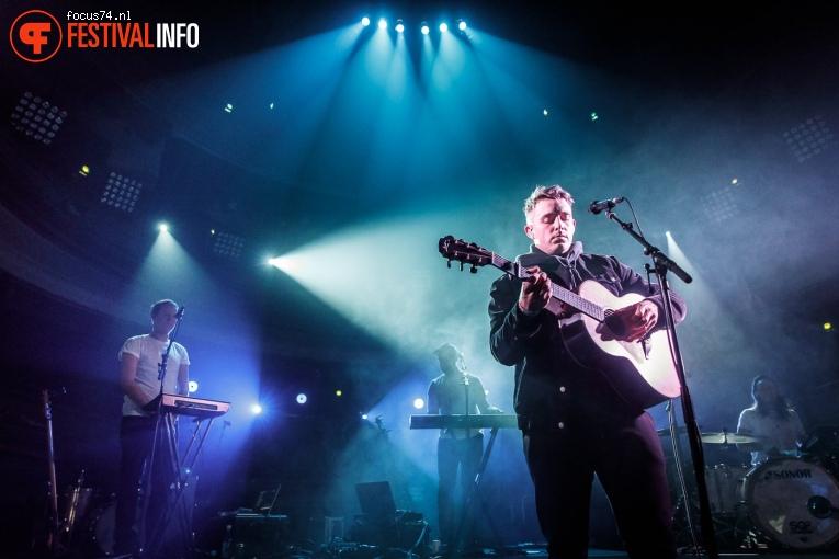 Foto Dermot Kennedy op Eurosonic Noorderslag 2018 - donderdag