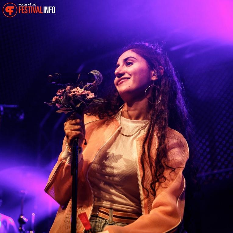 Foto Naaz op Eurosonic Noorderslag 2018 - vrijdag