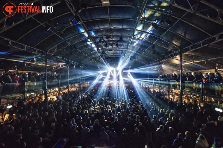 Foto DeWolff op Eurosonic Noorderslag 2018 - vrijdag