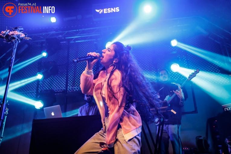 Naaz op Eurosonic Noorderslag 2018 - vrijdag foto