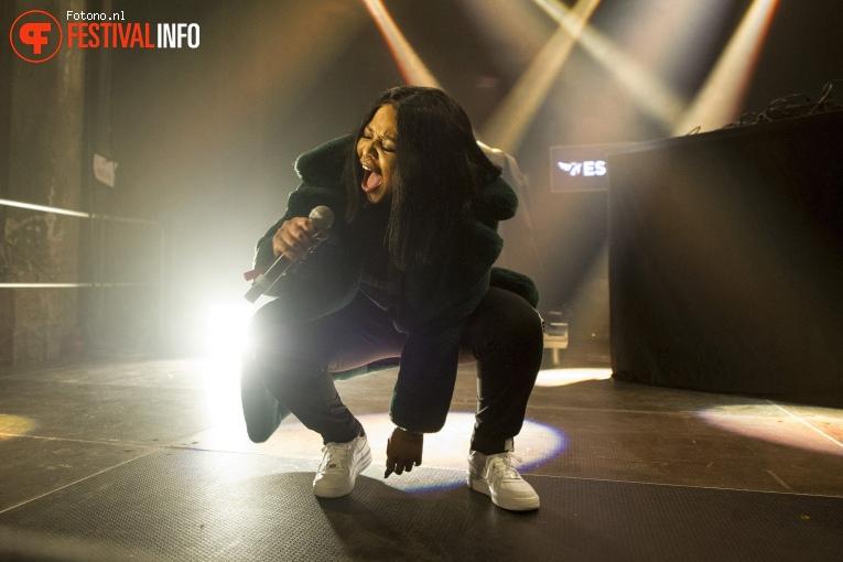 Foto Soulé op Eurosonic Noorderslag 2018 - vrijdag